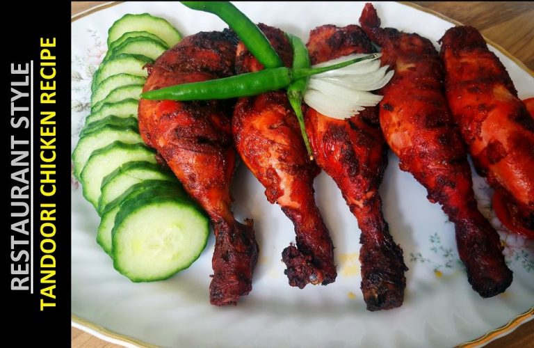 How to Cook Restaurant Style Tandoori Chicken?