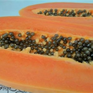 Long papaya seeds